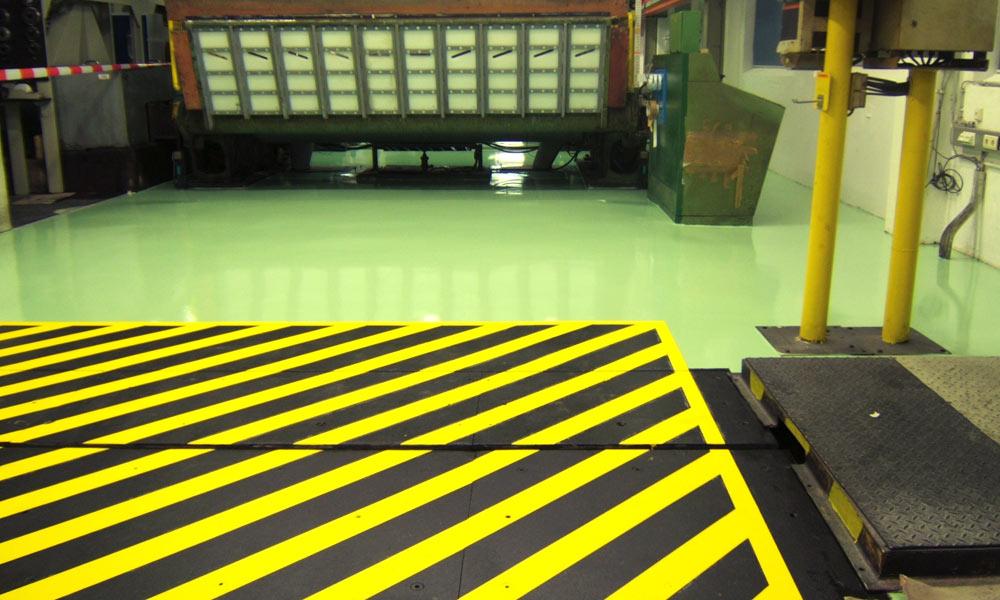Goedkope Vloer Oplossing : Vloercoating kampen betonlook vloer