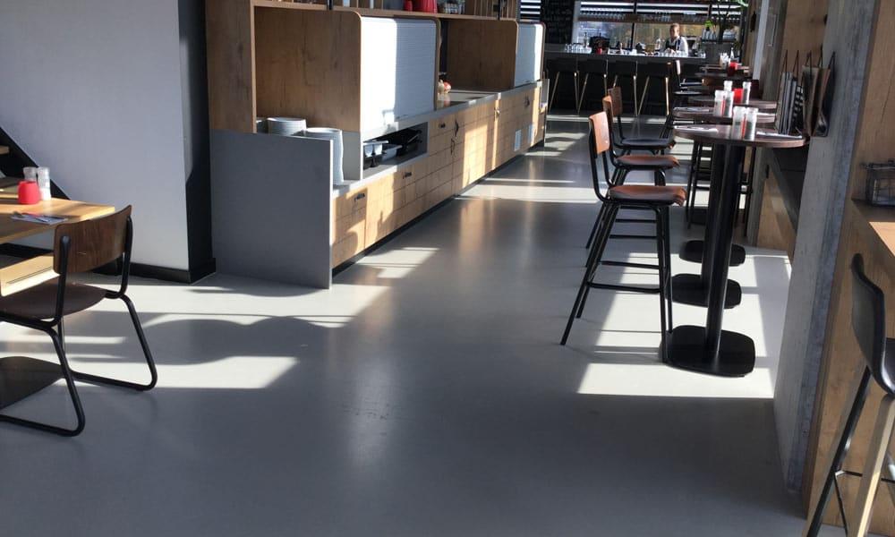 Woonbeton Almere Beton gietvloer voor- en nadelen