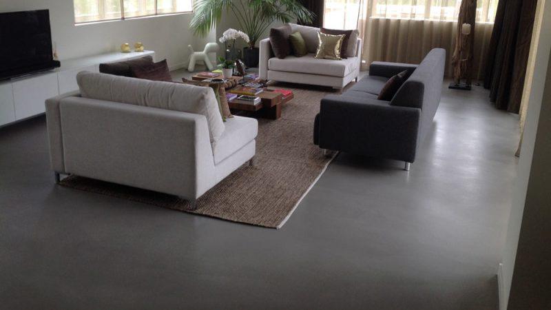 Beton ciré zeeland archieven betonlook vloer