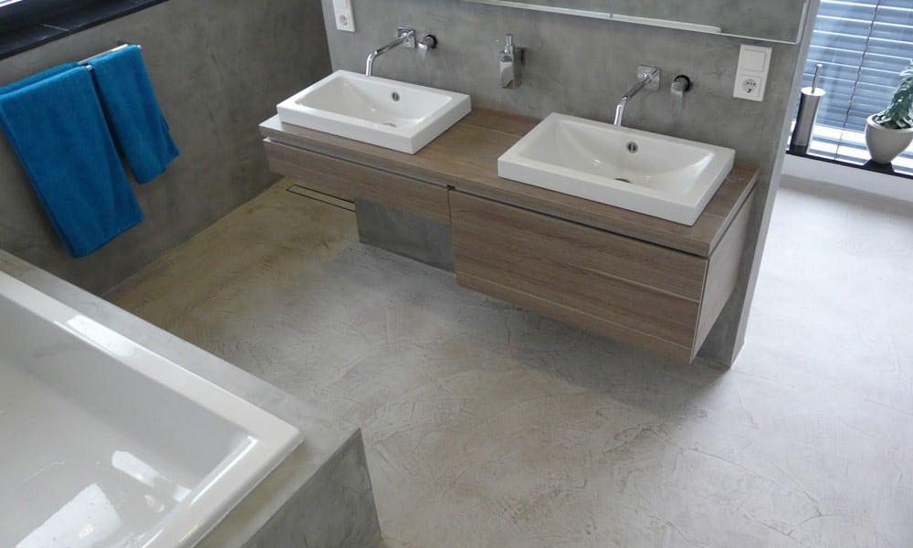 beton cire haarlem