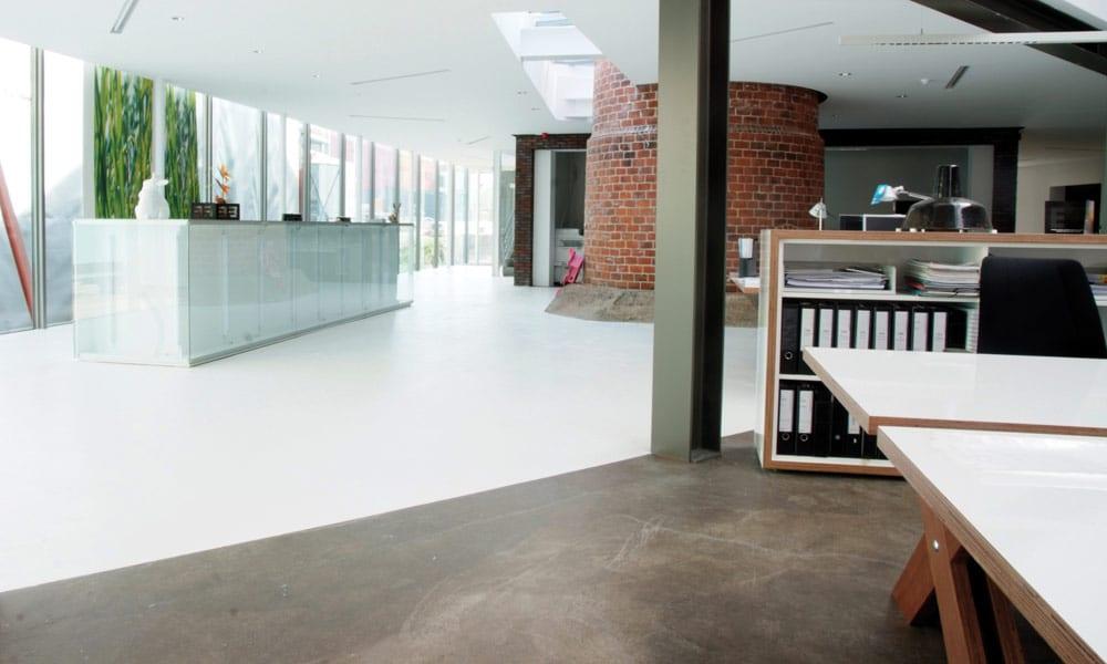 Beton cire enschede betonlook vloer