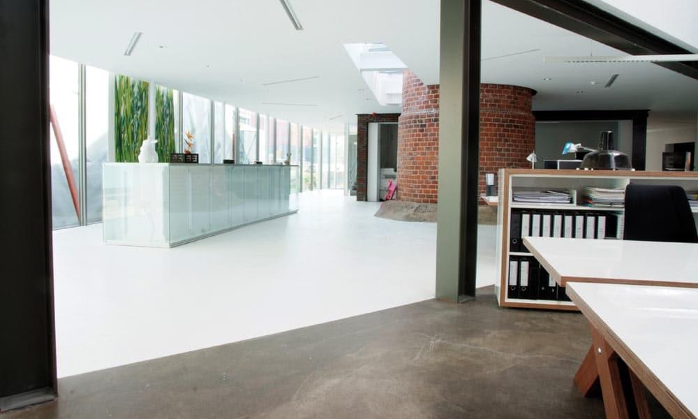 Vloercoating woerden betonlook vloer