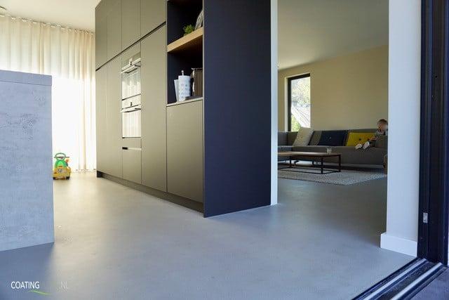 betonvloer voor- en nadelen beton gietvloer