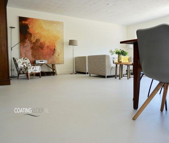 beton gietvloer vloerverwarming Beton gietvloer Almere