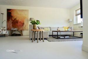 Gietvloer betonlook prijs de prijs van een gietvloer betonlook