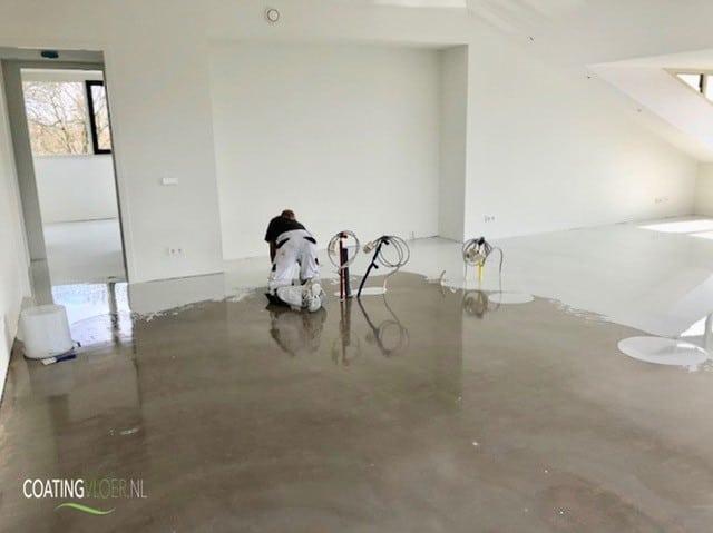 betonvloer storten | Betonvloer aanbrengen