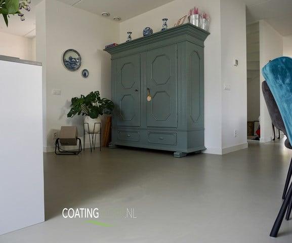 betonvloer vloerverwarming